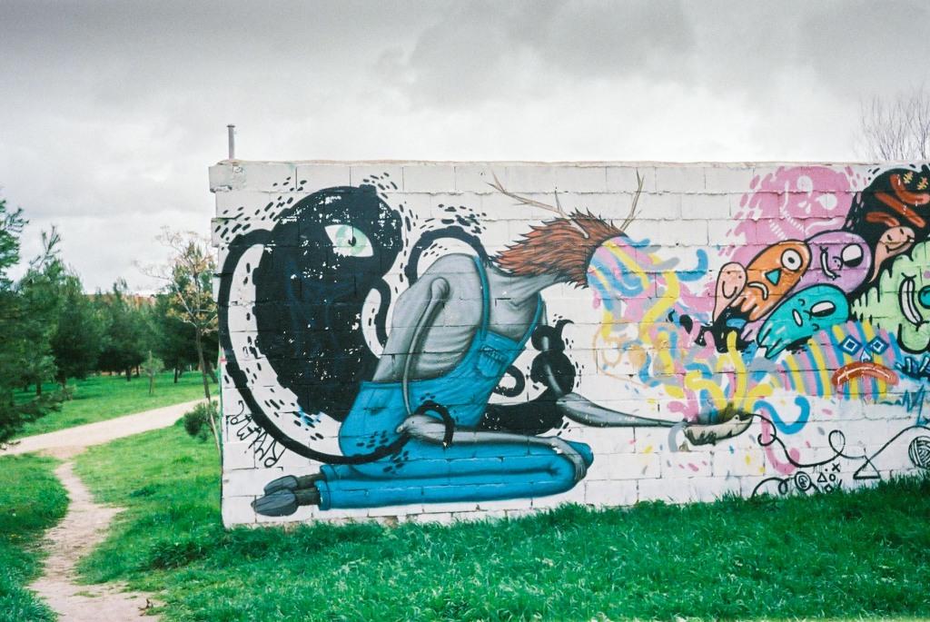 Urban grafitti